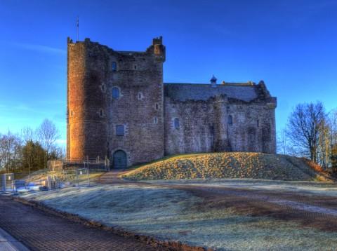 Doune Castle Outlander tour - Private tours Edinburgh
