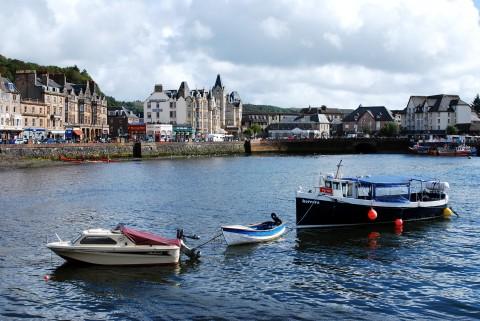 City & Country - Glasgow, Loch Lomond & Oban