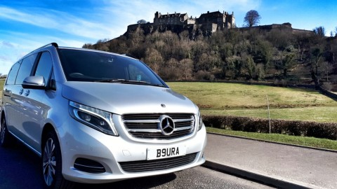 Stirling Private Luxury Tour