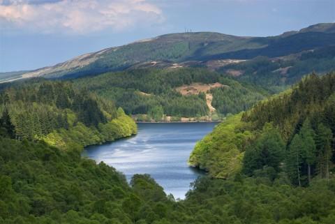 Loch Lomond, the Trossachs & Stirling Castle Shore Excu...