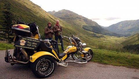 Loch Lomond Trike Tour