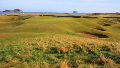 Authentic Scotland Golf Trip ~ North Berwick & Aberdeen