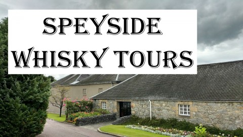 Speyside Whisky Tour 3 day