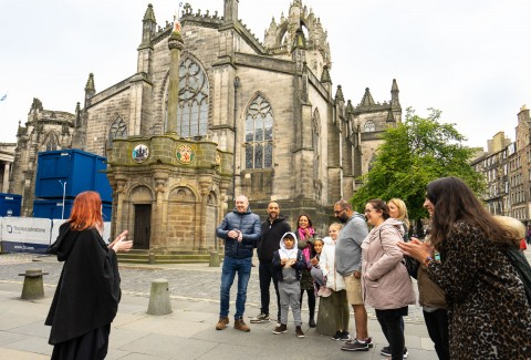 Hidden Secrets of the Royal Mile Tour