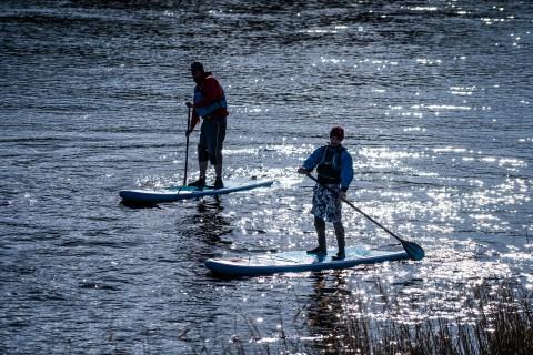 Loch Faskally Paddleboarding Tour
