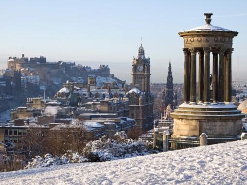 Spectacular Scotland at Christmas