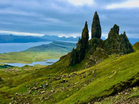 Touch the Skye
