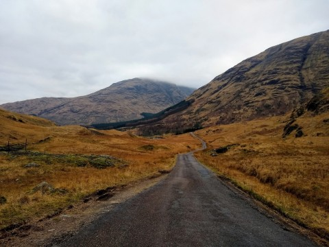 Private Glencoe Driving Tour
