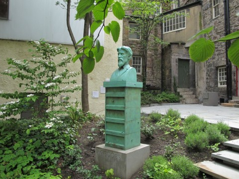 The Patrick Geddes Garden Tour