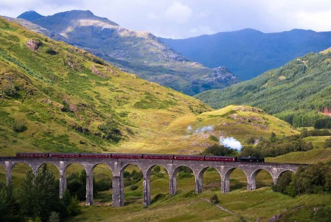 West Highland Line: Rail & Hike