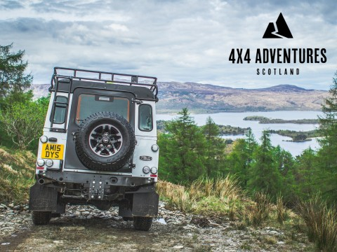 Off Road 4x4 Driving Adventure (2hrs)