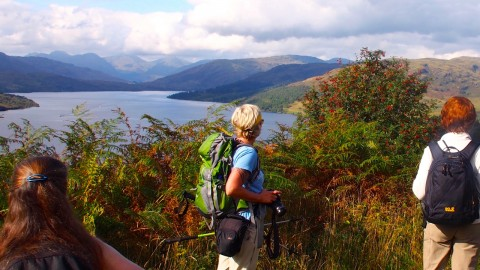 Walking Day Tour Trossachs - Private Tour