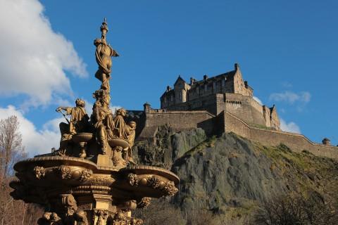Caminando Edimburgo