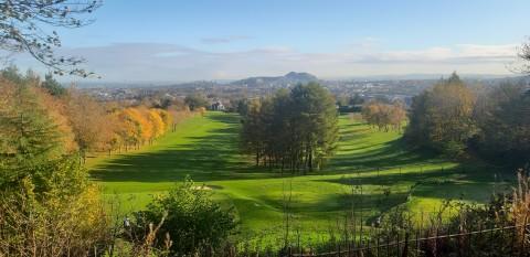 7 Hills of Edinburgh Adventure - half day Private EV to...