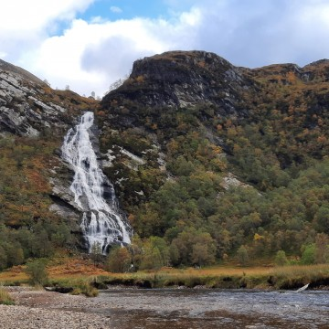 Glen Nevis and Steall Falls