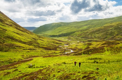Cateran Trail Self-guided Walking Holiday
