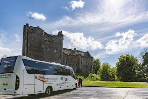 Ruta Outlander Escocia; Tour de un día desde Edimburgo...