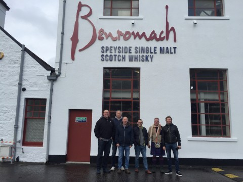 Speyside 3 Distillery Tour