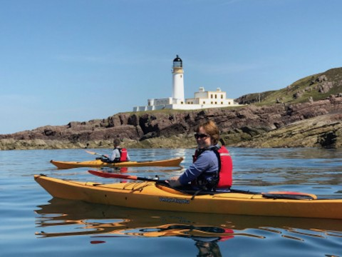 Sea Kayak Tour (Full Day)