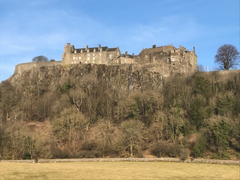 Stirling Castle & Loch Lomond National Park
