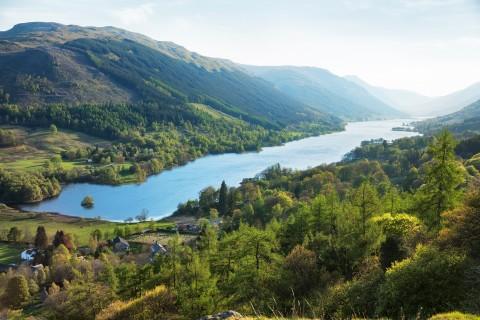 Lochs and Glens to Edinburgh
