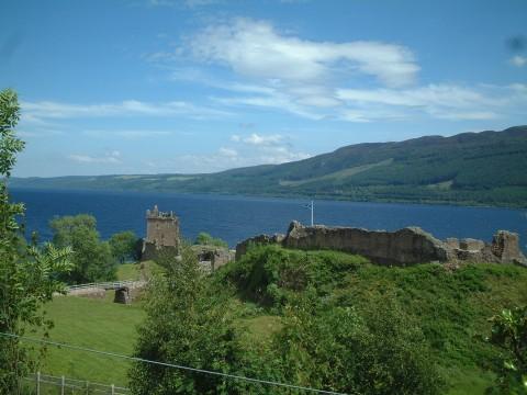 Loch Ness & the Scottish Highlands
