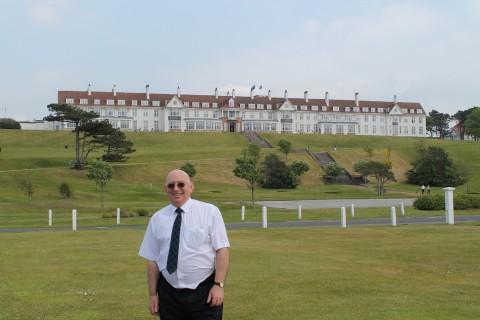 Culzean Castle & Turnberry tour.
