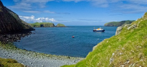 Spectacular Skye and the Seabirds of the Shiants