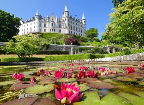 Happy Tours Scotland Dunrobin Castle and Glenmorangie D...