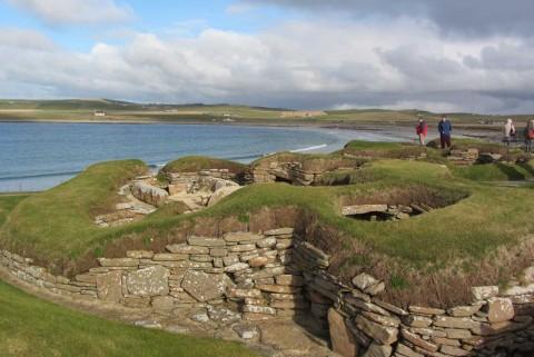 Orkney Islands walking tour