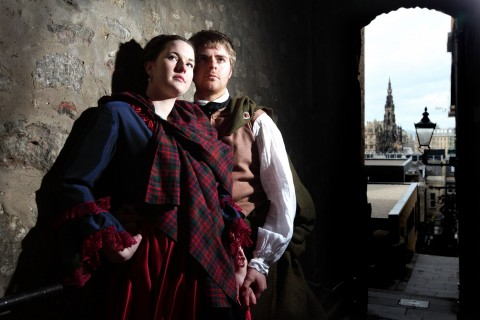 Mercat Tours - Edinburgh Outlander Experience