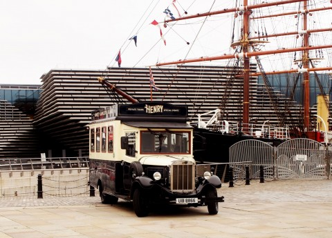 The Henry Dundee Tour