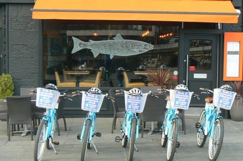 Waterways Bike Tour