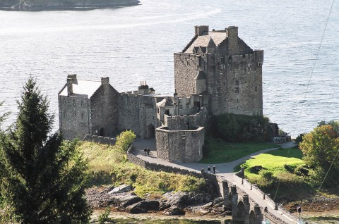 The James Bond tour of the Highlands of Scotland from P...