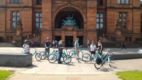 Glasgow City 3 Hour Sightseeing Tour