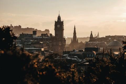 Twin cities - Edinburgh & Glasgow - bespoke