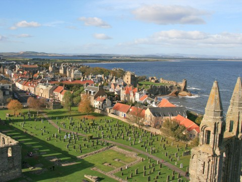 Private 1 Day Tour - St Andrews, Whisky and the Kingdom...