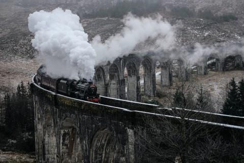 The Great Scottish Railway Tour - bespoke