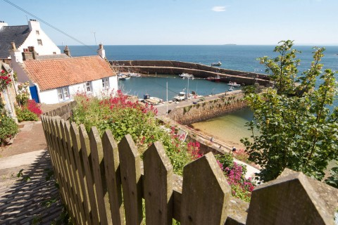 Fife Coastal Path Self-guided Walking Holiday
