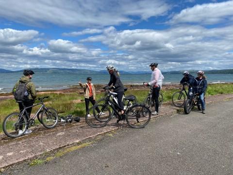 Jack's Storytelling Bike Tours - Millport, Isle of Cumb...