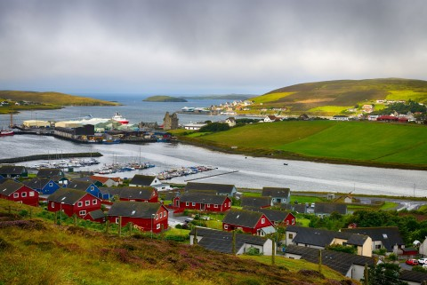 Central Shetland Tour with Shetland Explorer Tours