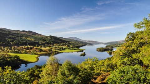 Discover Dundee & Picturesque Pitlochry