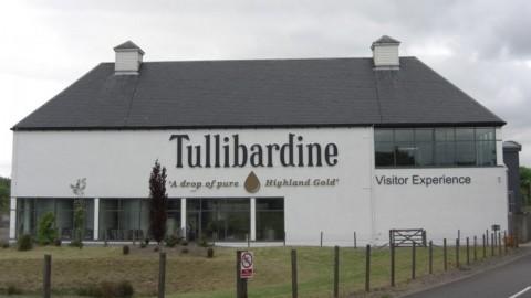 Tullibardine & Deanston Distilleries Tour