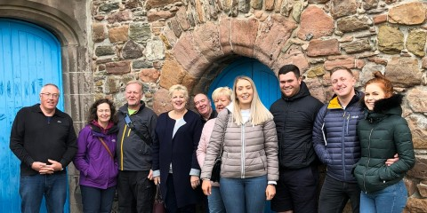 Group Walking Tour in Inverness