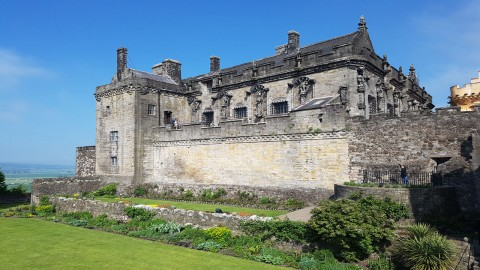 Stirling Castle, Trossach Trail and  Loch Lomond