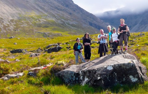 Guided Walking Holiday Highlands & Skye