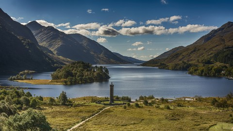 Day Tour from Inverness - The Great Glen, Harry Potter...