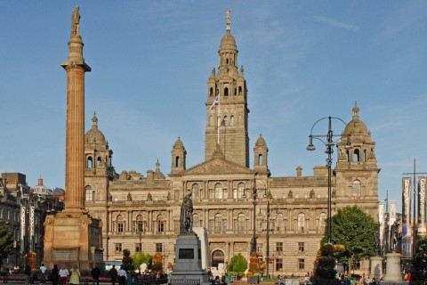 Centre of Glasgow to the West End - Private Tours for t...