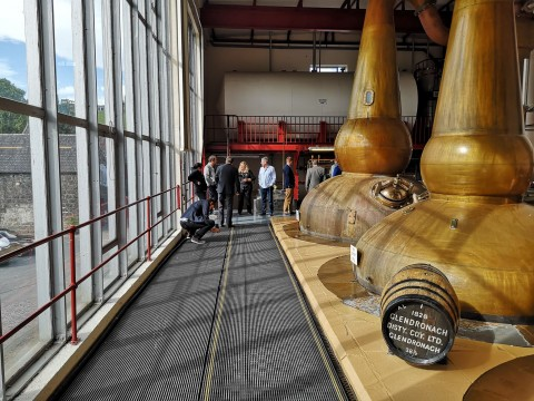 Gordon Whisky Tour
