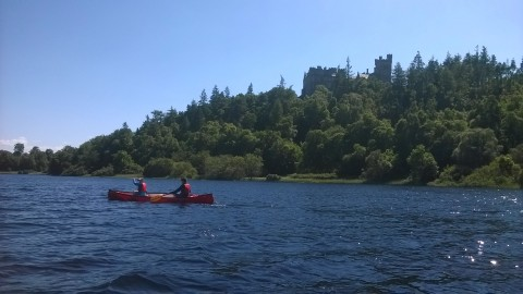 Kyle of Sutherland Canoe Trip